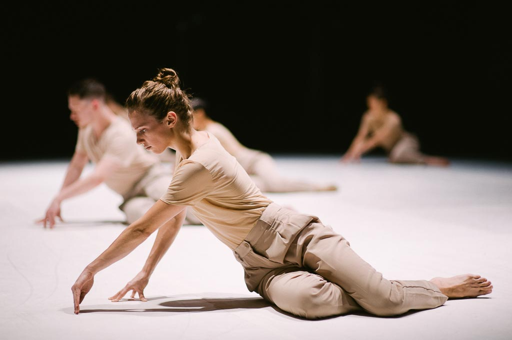 Artists of Northwest Dance Project perform Danielle Agami's 'Until Tomorrow'