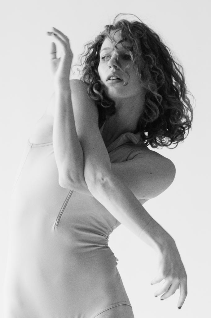 Samantha Campbell of Northwest Dance Project,  November 2011