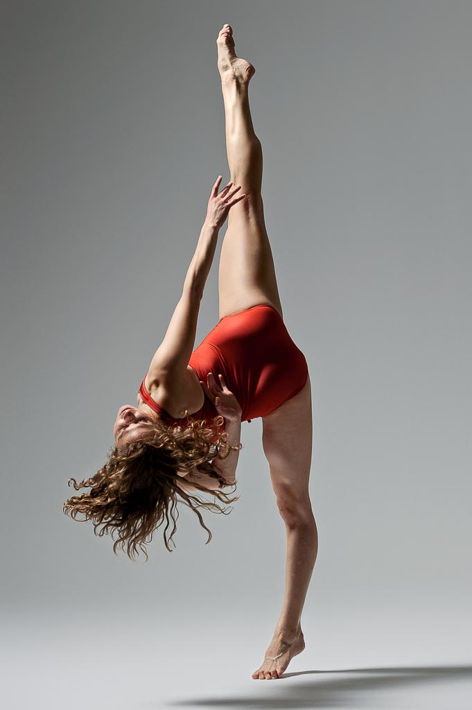 Samantha Campbell of Northwest Dance Project,  May 2011